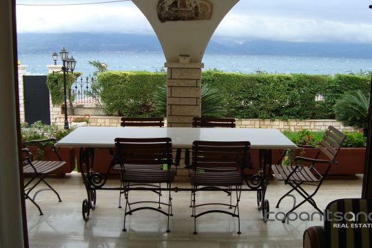 Seafront villa in Rio, Patras, West Greece, Peloponesse