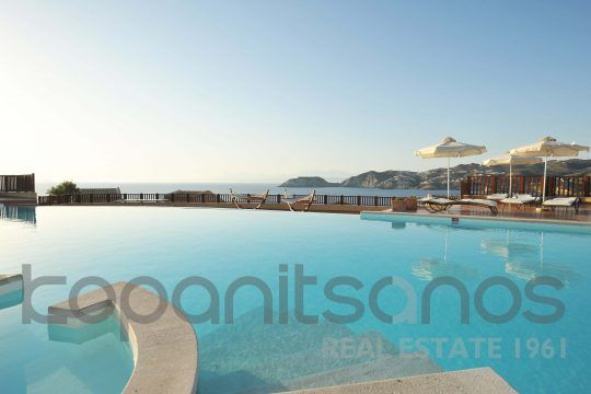 Five Star Luxury Hotel in Crete